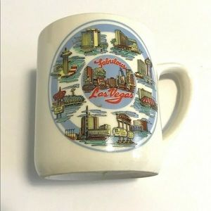 Other - Vintage Las Vegas Mug Coffee Lover Travel Retro…